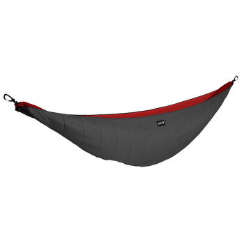 Ember 2 Under Quilt Charcoal/Red
