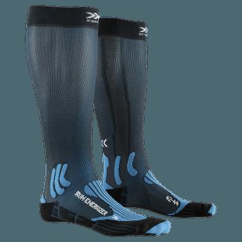 Run Energizer Socks Blue-Black