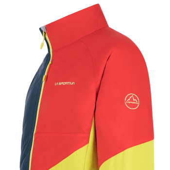 Kover Jacket Men Opal/Citrus