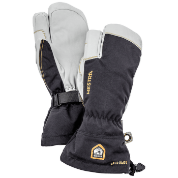 Army Leather GORE-TEX® 3-finger Svart