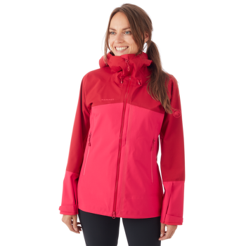 Masao HS Hooded Jacket Women blackberry-spicy