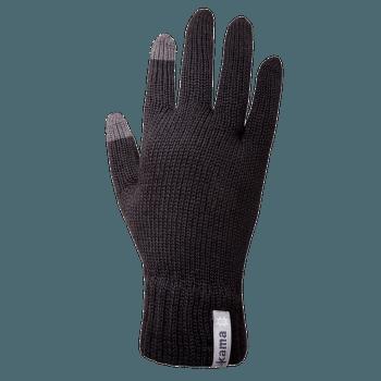 R301 Knitted Gloves black 110