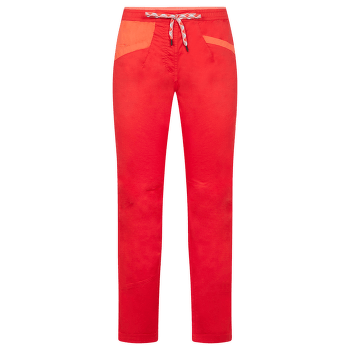 Temple Pant Women Hibiscus/Flamingo