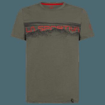 Landscape T-Shirt Men Clay