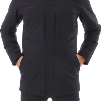 Chamuera HS Thermo Hooded Parka Men black 0001