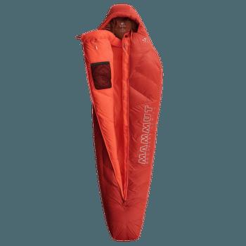 Perform Down Bag -7°C L safety orange 2196