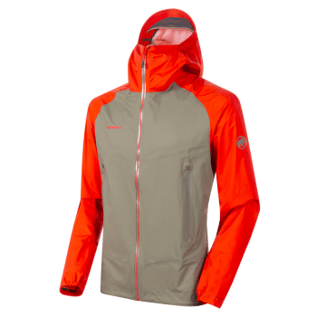 Masao Light HS Hooded Jacket Men (1010-26880) tin-spicy 00401