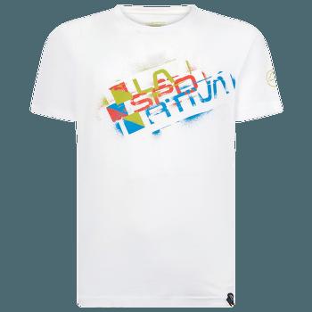 Square Evo T-Shirt Men White