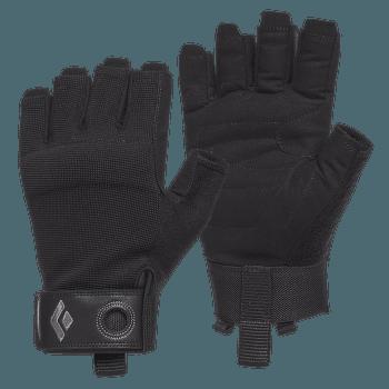 Crag Half-Finger Gloves Black