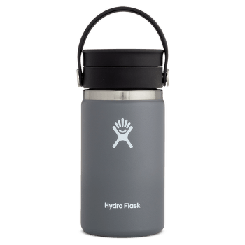 Wide Mouth with Flex Sip Lid 12 oz 010 Stone