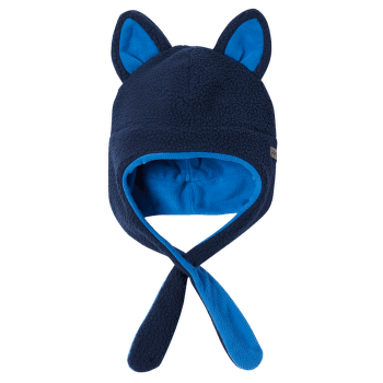 Tiny Animal™ Beanie II Collegiate Navy, Bright Indigo_465