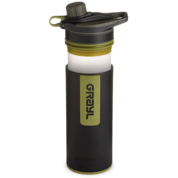 Geopress Purifier Camo Black