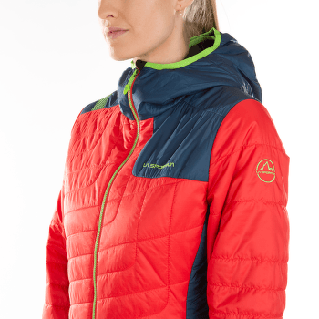 Misty Primaloft Jacket Women Orchid/Wine