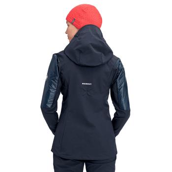 Eisfeld SO Hybrid Hooded Jacket Women Night