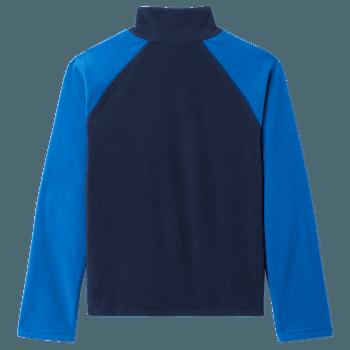 GLACIAL™ Half Zip Boys Collegiate Navy, Bright Indigo_465