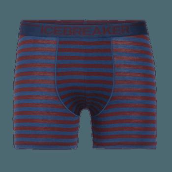 Anatomica Boxer Men ESTATE BLUE/REDWOOD STRIPE