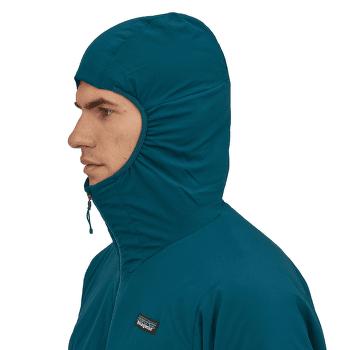 Nano-Air Hoody Men Hot Ember
