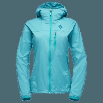 Alpine Start Hoody Women Aquamarine