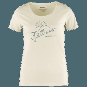 Sunrise T-shirt Women Chalk White
