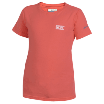 Sweet Pines Graphic Short Sleeve Tee Girl Faux Pink Kalei 673