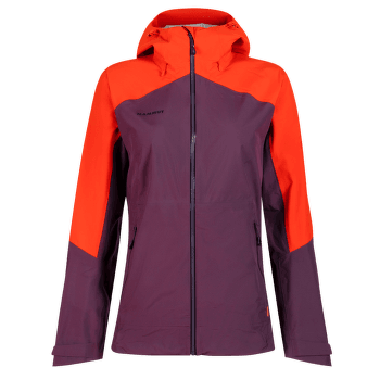 Convey Tour HS Hooded Jacket Women (1010-27850) blackberry-spicy