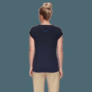 Mountain T-Shirt Women (1017-00964) dark ceramic