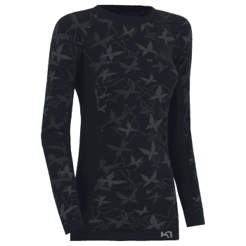 Butterfly L/S II Women (621553) BLACK
