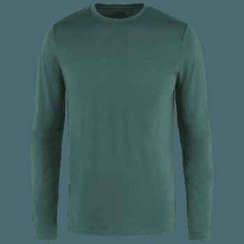 Abisko Wool LS Men Arctic Green