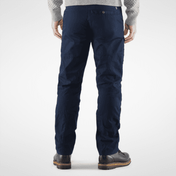 Nils Trousers Long Men Dark Grey 030