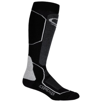 Ski+ Mid OTC Men (IBN720) Black/Oil/Silver