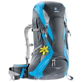 Futura Pro 40 SL graphite-turquoise
