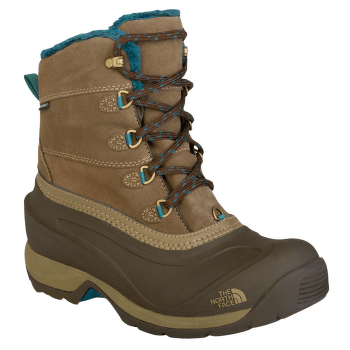 Chilkat III Women cub brown/mediterranea green