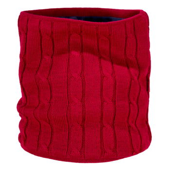 S15 Neckwarmer red