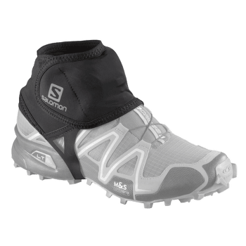 Trail Gaiters Low black