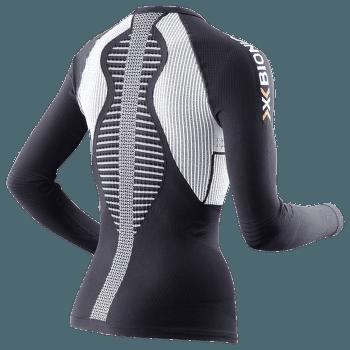 The Trick Running Shirt Women Black/White