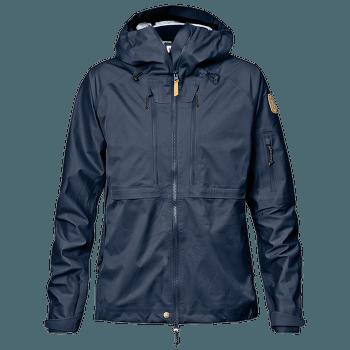 Keb Eco-Shell Jacket Women Dark Navy