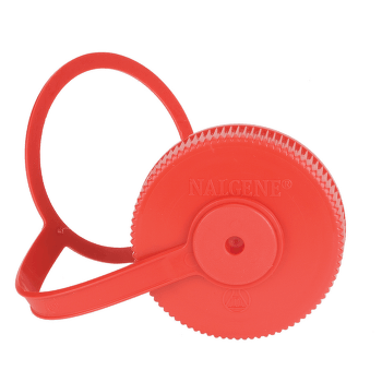 Bottle Cap Wide Mouth Red2570-2063