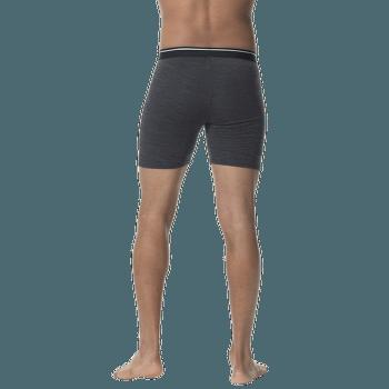 Anatomica Long Boxers Men Jet HTHR/Black IBANS_00053