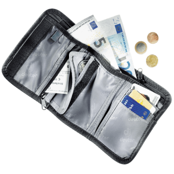 Travel Wallet (3942616) Black