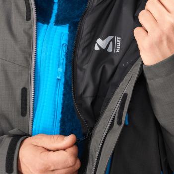 Pobeda 3 in 1 Jacket Men (MIV7147) NOIR/HEATHER GREY