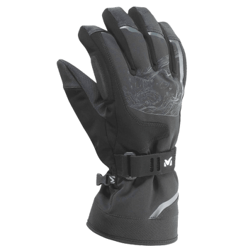 Amber Dryedge Glove (MIV7371) NOIR/CHARCOAL