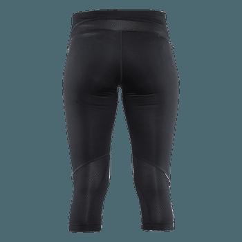 Essential Capri Women 9999 Black
