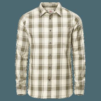 Övik Flannel Shirt LS Men Tarmac