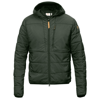 Keb Padded Hoodie Men Deep Forest