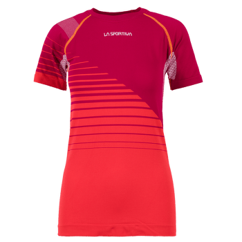 Escape T-Shirt Women Beet/Garnet