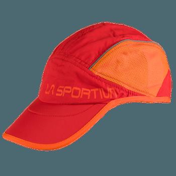 Shield Cap Garnet/Pumpkin