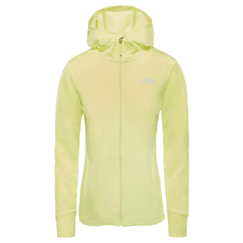 Hikesteller Hoody Women EXOTIC GREEN DARK HEATHER