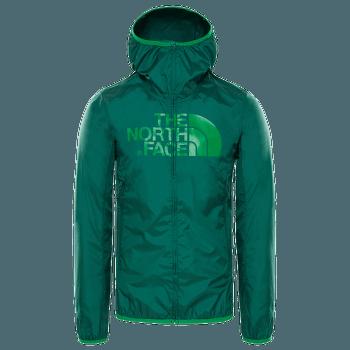 Drew Peak Windwall Jacket Men NIGHT GREEN