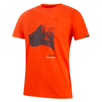 Mountain T-Shirt Men zion PRT1