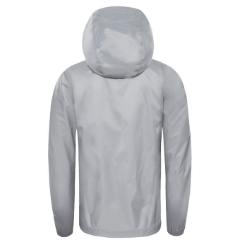 Zipline Rain Jacket Girls MID GREY